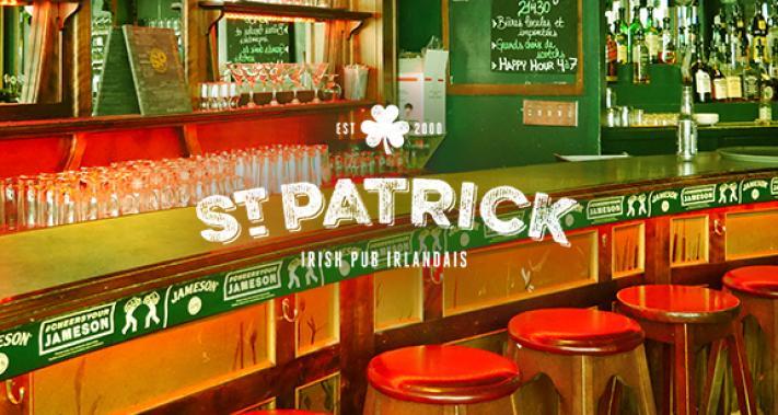 2017-03-23 - PORTRAIT D'ENTREPRISE - Les facettes cachées du Pub Saint-Patrick