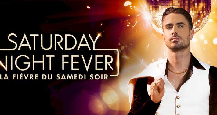 From June 28 to September 3, 2017 - SATURDAY NIGHT FEVER