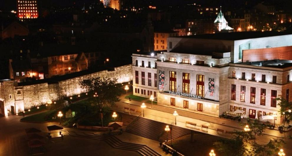PORTRAIT D'ENTREPRISE : Palais Montcalm - Maison de la musique : Un amour intemporel de la musique
