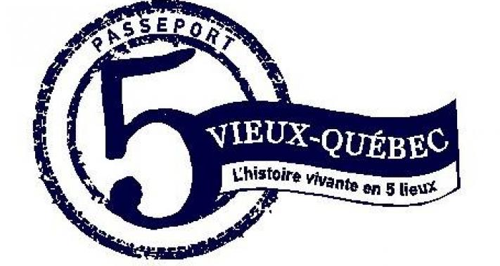 From June 24 to September 2, 2017 - Guided tours of the Old Québec Passport