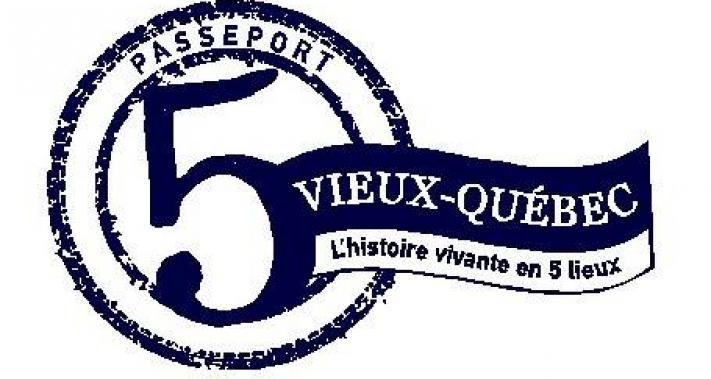 Du 24 juin au 2 septembre 2017 - Visites guidées du Passeport Vieux-Québec