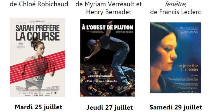 Du 25 au 29 juillet 2017 - Cinéma comme à la Maison   Regard sur la jeunesse québécoise