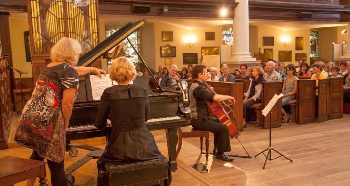 13 juillet 2017 - Midi en Musique :concerts gratuits les jeudis à 12 h 30