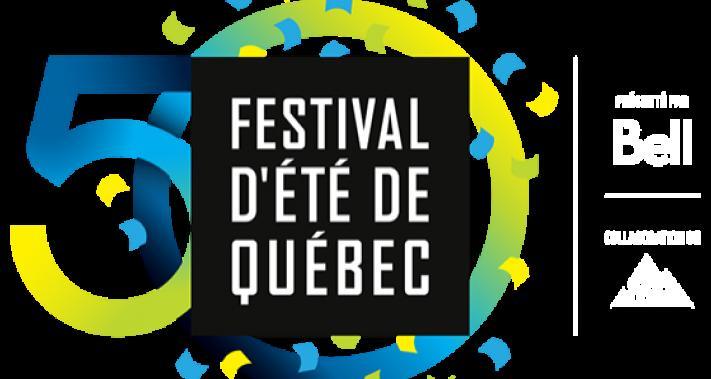 Du 6 au 16 juillet 2017 - Festival d'été de Québec !
