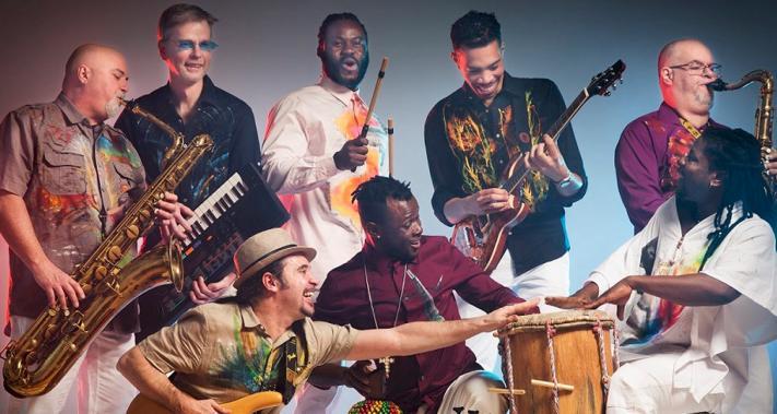 22 octobre 2017 - Jazz des Amériques - clôture du Festival de jazz de Québec