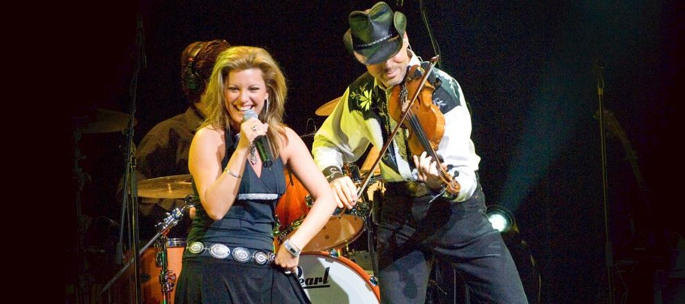 Country fever takes over the Capitole, with Guylaine Tremblay
