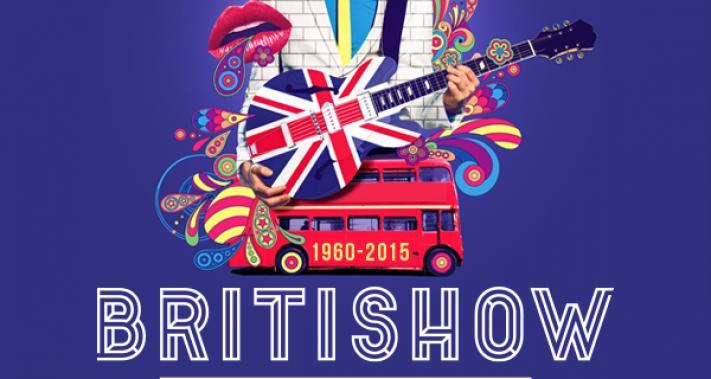 Du 3 au 4 novembre 2017 - Britishow, le road-trip musical, au Capitole de Québec