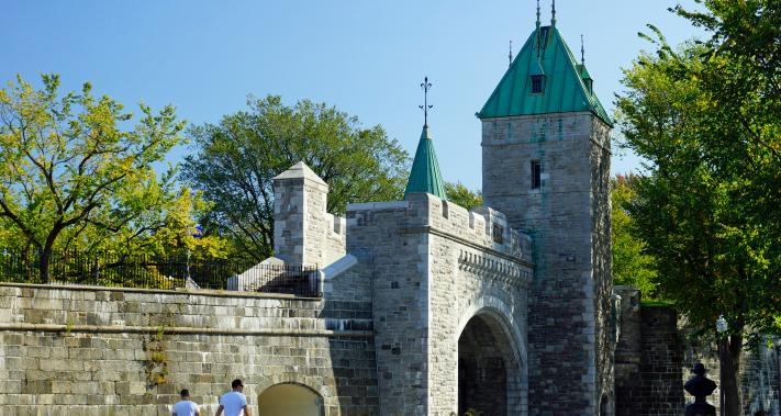 2017-10-11 - 2017, best summer for tourism in Quebec city's history