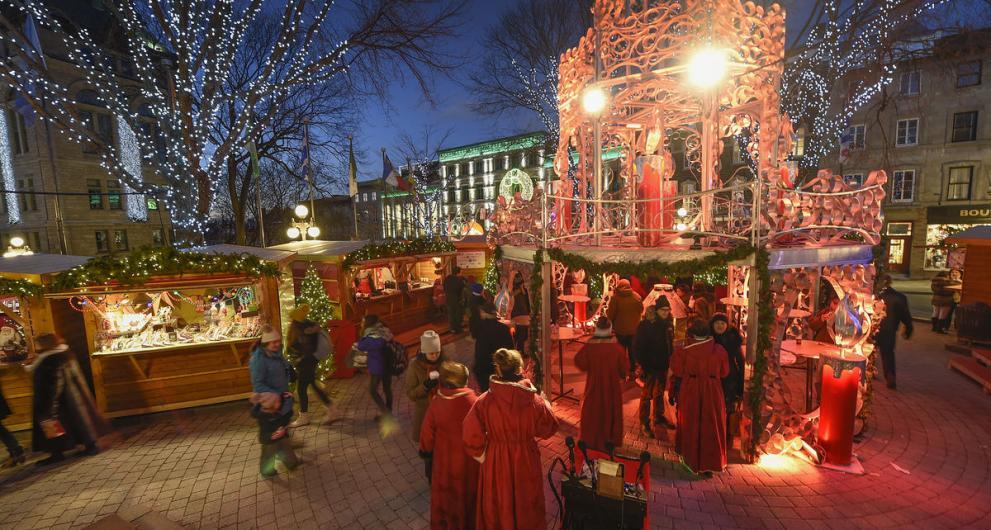 Dévoilement de la programmation du Marché de Noël allemand 2017