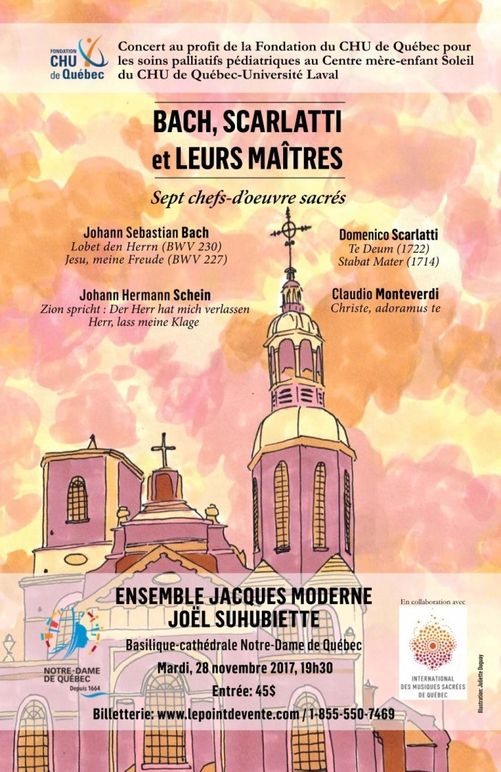 Fundraising concert at the basilica