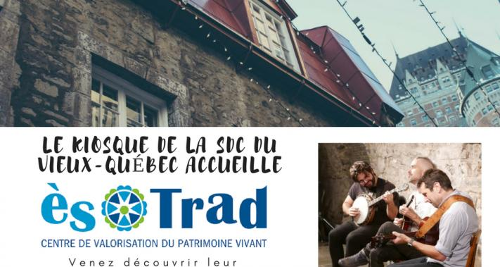 November 23, 2017 - Quebec city german Xmas market: CVPC ``es trad``