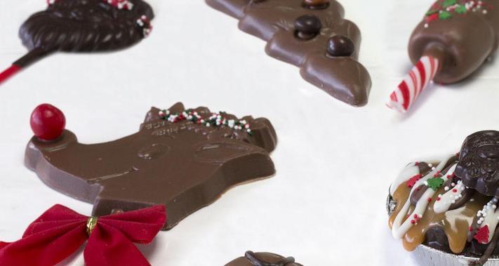 Du 14 au 15 décembre 2017 - Chocolato au kiosque de la SDC du marché de Noël