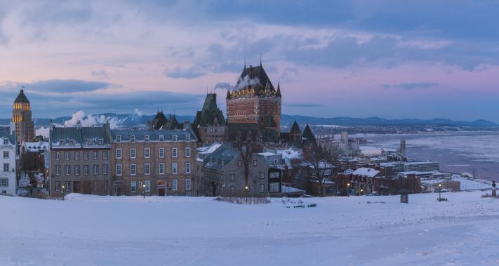 2017-12-19 - Château Frontenac celebrates its 125th anniversary