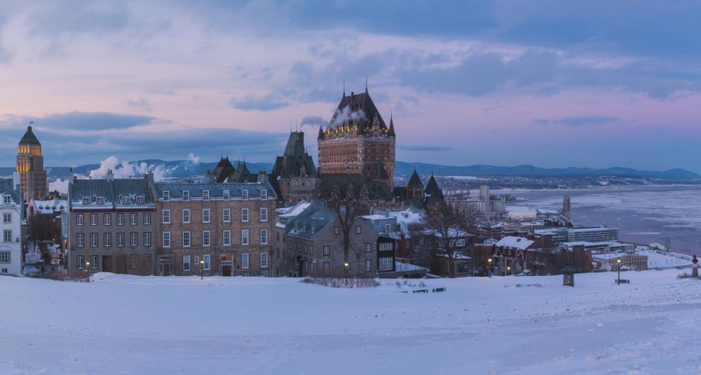 Le Château Frontenac fête son 125è anniversaire