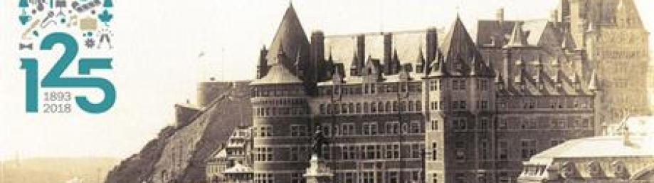 125th anniversay offer at Le Château Frontenac