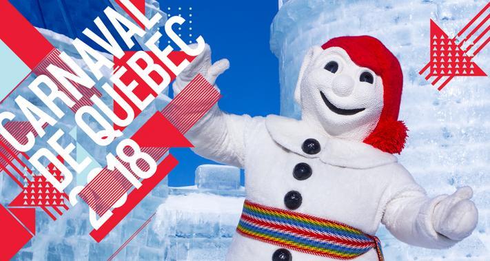 Du 26 janvier au 11 février 2018 - Carnaval de Québec 2018