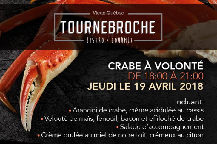 2018-03-20 - 2è édition du Crab Fest au Tournebroche