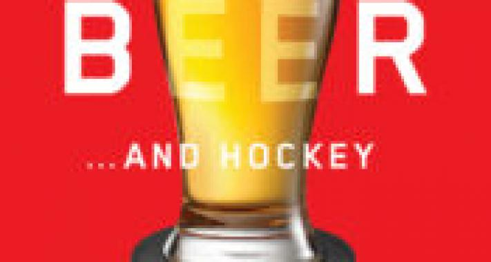 May 16, 2018 - Morrin Center book launch: Back to Beer...and Hockey: an ImagiNation .off-festival event