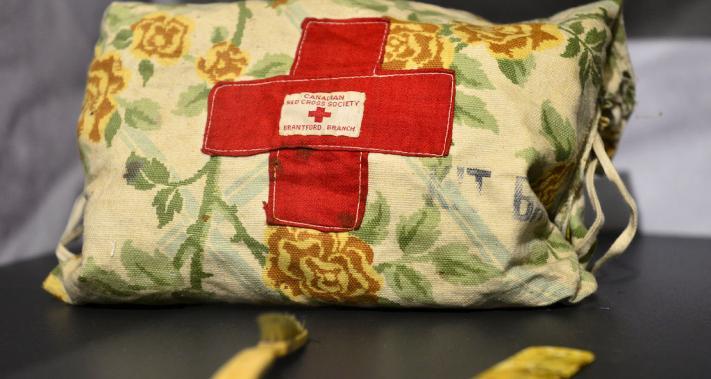 Du 21 juin 2018 au 17 mars 2019 - Musée Royal 22e Régiment : exposition «Armistice 1918 – Ils ont vécu la guerre »