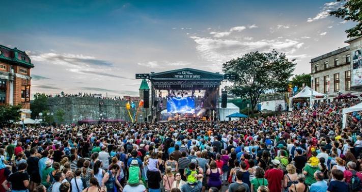 Du 6 au 16 juillet 2018 - Festival d'Été de Québec