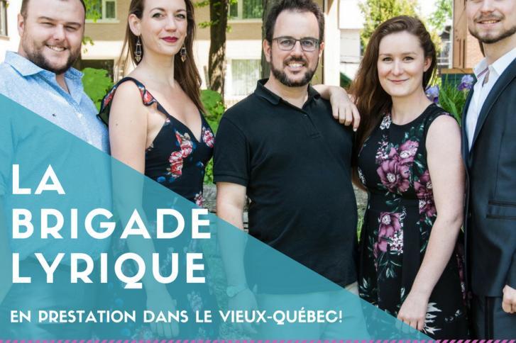Du 13 juillet au 7 août 2018 - Festival d'opéra de Québec