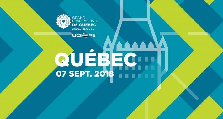 Du 22 août au 8 septembre 2018 - Grand prix cycliste de Québec 2018