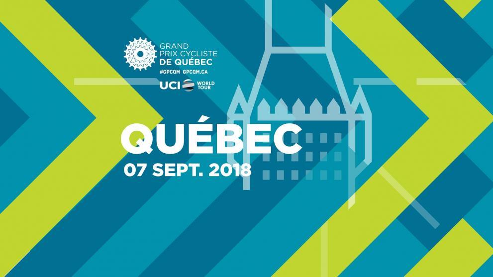 Grand prix cycliste de Québec 2018