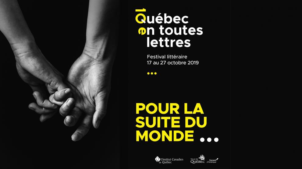 Festival Québec en Toutes Lettres - 10th edition