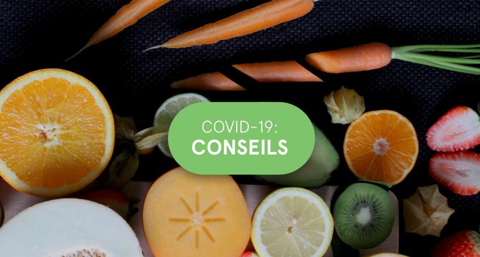 COVID-19 - Nos conseils pour un magasinage sécuritaire !