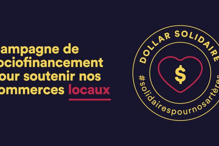 2020-06-09 - Lancement du Dollar solidaire