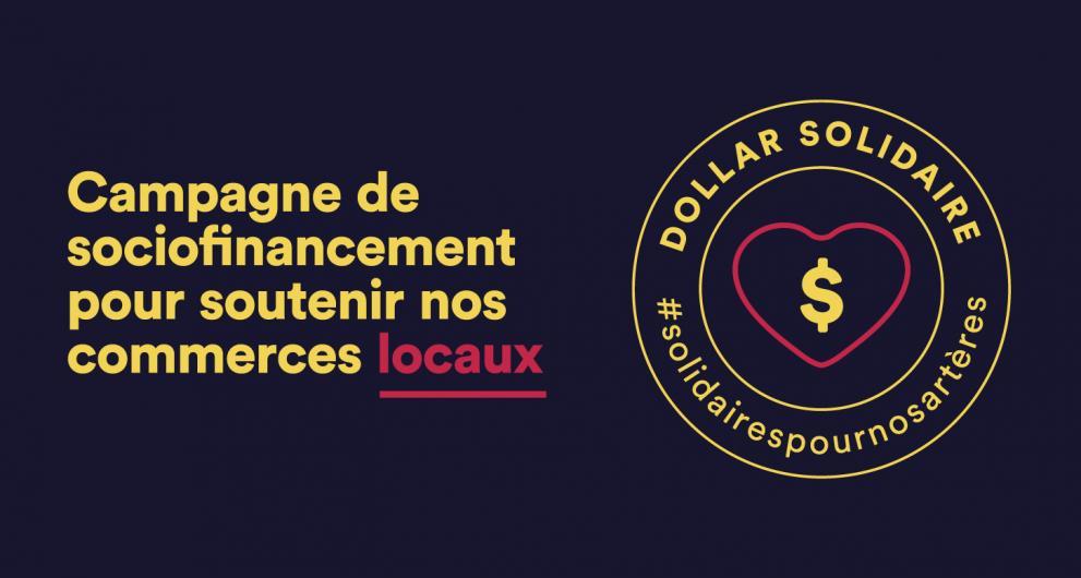 Lancement du Dollar solidaire
