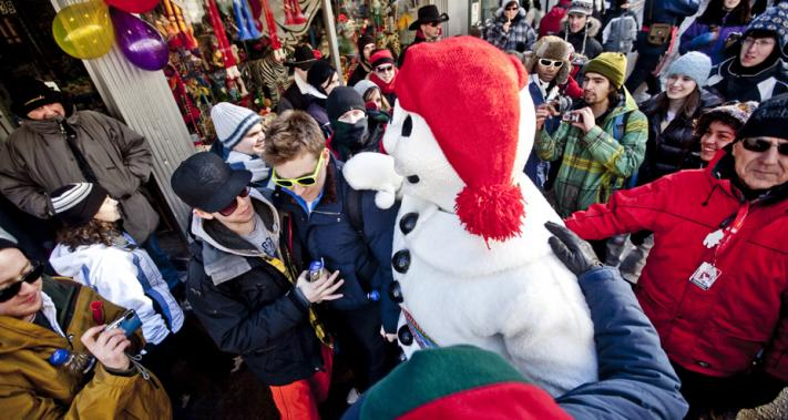 2016-12-01 - In 2017, the Quebec Winter Carnival Breaks Free!