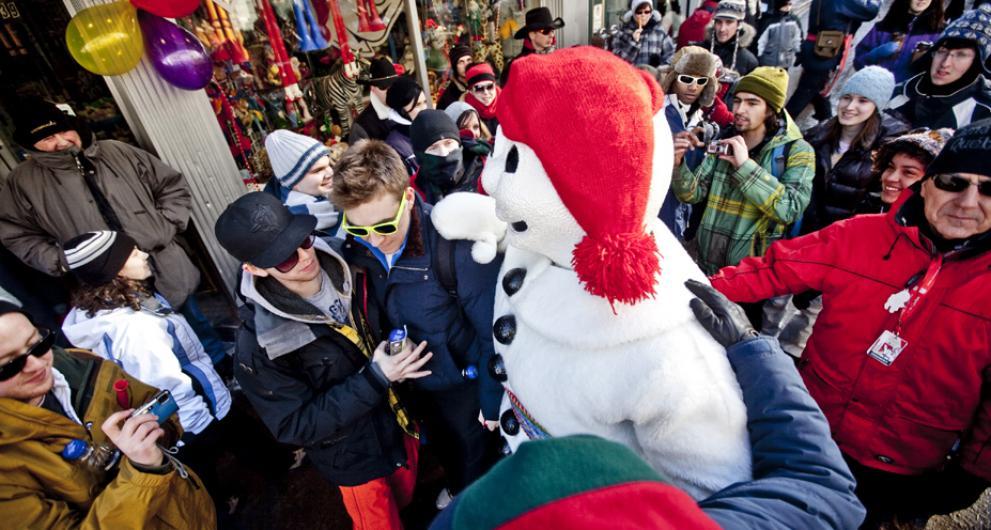 En 2017, le Carnaval de Québec s'éclate!