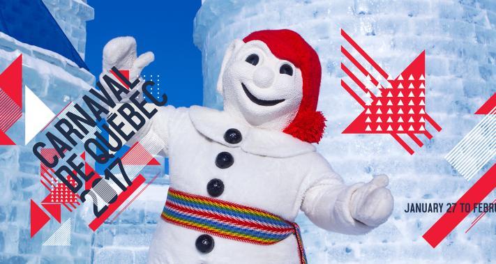 Du 27 janvier au 12 février 2017 - Venez vivre le Carnaval d'hiver de Québec