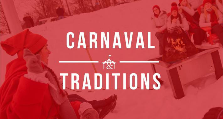 From January 27 to February 12, 2017 - Carnival and tradition on the Dufferin Terrace