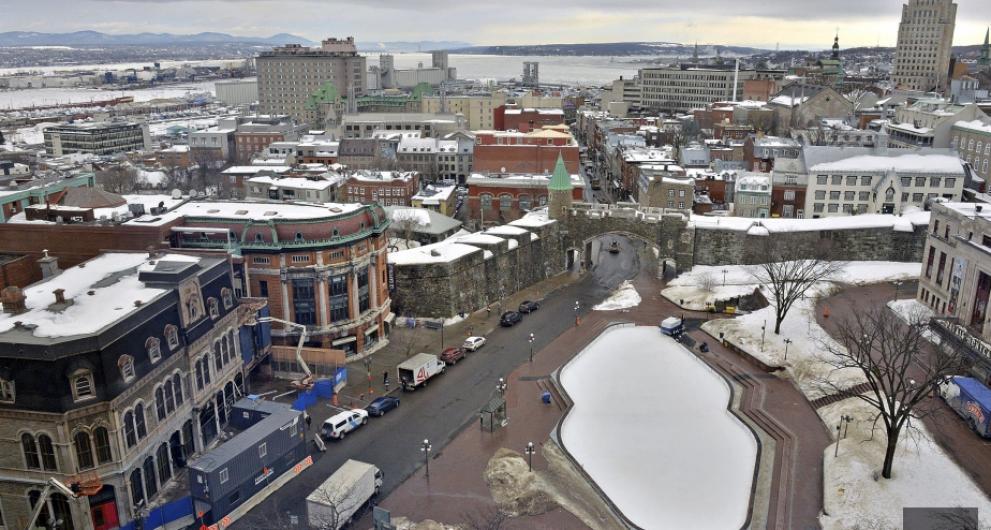 Vieux-Québec: l'exode des résidents freiné